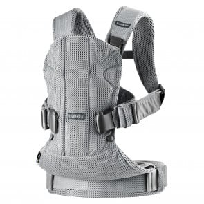 BabyBjorn Baby Carrier ONE Air - Silver 3D Mesh