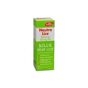 Neutralice Natural Spray Kit 200 ml