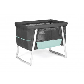 Babyhome Air Bassinet - Graphite