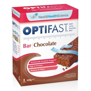 Optifast VLCD Bar Chocolate 70g 6 Pack