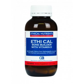 Ethical Nutrients Ethi Cal Bone Builder with Vitamin D 120 Tablets
