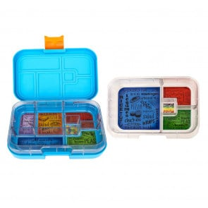 Munchbox Lunchbox - Mix & Match - Blue Ocean