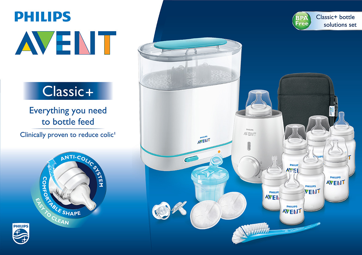 philips avent bottle solutions bpa free. Black Bedroom Furniture Sets. Home Design Ideas