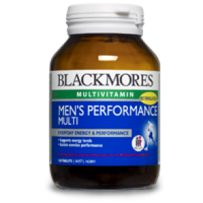 Blackmores Mens Performance Multi (50 tab)