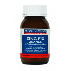 Ethical Nutrients Zinc Fix ( Orange ) 100g