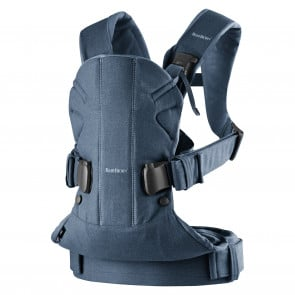 BabyBjorn Baby Carrier ONE Denim - Midnight Blue