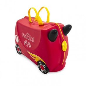 Trunki Ride On Suitcase - Race Car