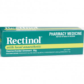 Rectinol Ointment Tube of 50g