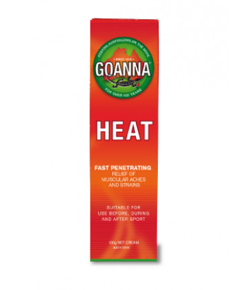 Goanna Heat Cream 100g