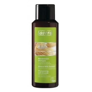 Lavera Almond Milk Shampoo 250ml - For Sensitive Hair and Delicate Skin