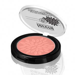 Lavera So Fresh Mineral Powder Rouge - Charming Rose 01