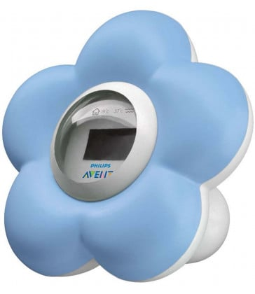 Philips Avent Room & Bath Thermometer BLUE