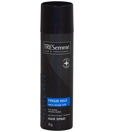 TRESemme Salon Styling Freeze Hold Hairspray 75g