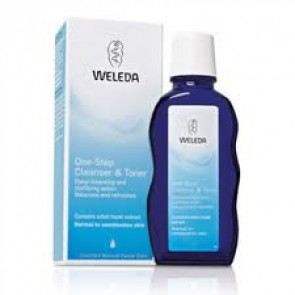 Weleda One-Step Cleanser & Toner mini 10ml