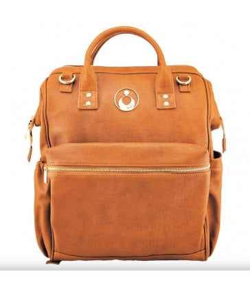 Isoki Byron Backpack - Amber