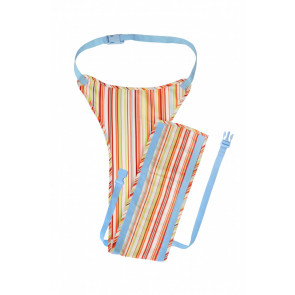 Gro The Chair Harness - Retro Jazz Stripe