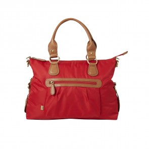 OiOi Limited Edition Tote- Red (4004)