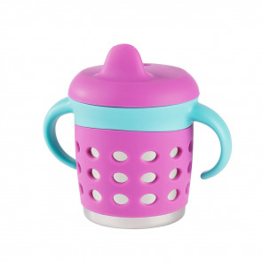 Make My Day Sippy Cup - Blue & Purple