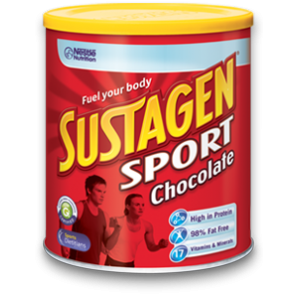 Sustagen Sports Chocolate Powder 900g