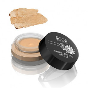Lavera Natural Mousse Make-Up Honey 03