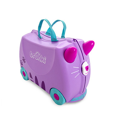 Trunki Ride On Suitcase - Cassie the Cat
