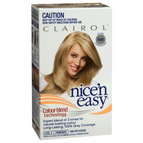Clairol Nice 'N' Easy 100 Lightest Blonde