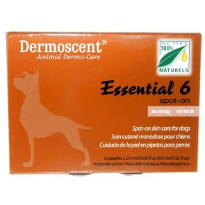 Blackmores Dermoscent Essential 6 Large Dog (4 pip)