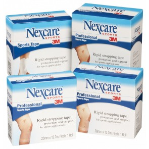 Nexcare Sport Tape Flesh 38mm x 13.7m