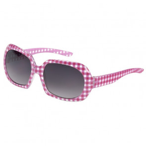 Frankie Ray Sunglasses - Eyetribe - Kids 3 Years +  - Picnic - Pink Check