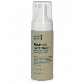 Noosa Basics Foaming Face Wash 150mL - Acne Prone Skin