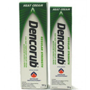 Dencorub Pain Relieving Cream 100g