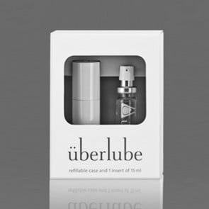 Uberlube Good To Go Traveller Set - White