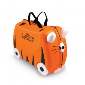 Trunki Ride On Suitcase - Tipu the Tiger