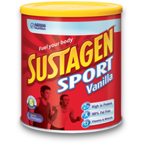 Sustagen Sports Vanilla Powder 900g