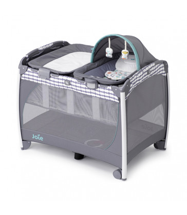 Joie Porta Cot Excursion - Petite Trees by Joie Baby  -