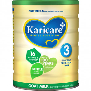 Karicare Plus Goat Milk Toddler Formula - Stage 3