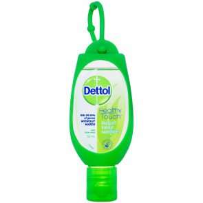 Dettol Instant Hand Sanitizer Refresh Clip 50 ml - IN STOCK NOW 14/02/2020