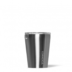 Corkcicle Metallic Tumbler 350mL (12oz) - Gunmetal Grey