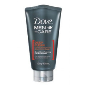 Dove Men + Care Deep Clean Foaming Facial Cleanser 400mL