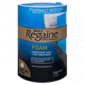 Regaine Foam for Men (3 Month)