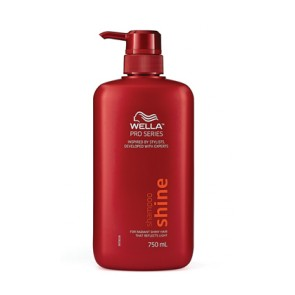 Wella Pro Series Shine Shampoo 750ml