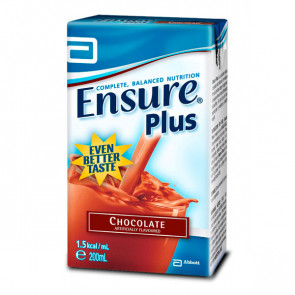 Ensure Plus 200ml Tetrapak Chocolate Flavour