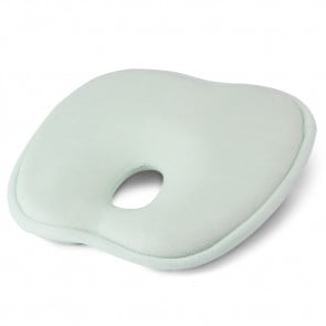 Mije Baby Head Rest + Washable Cover- Green