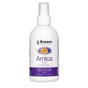 Brauer Arnica Cream 200g Tube