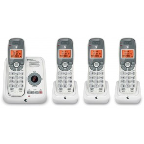 TELSTRA 12250 QUAD DECT CORDLESS PHONE