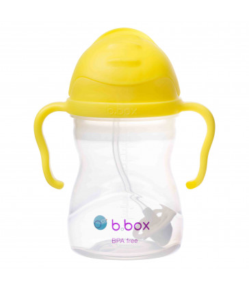 b.box - The Essential Sippy Cup - Lemon - NEW