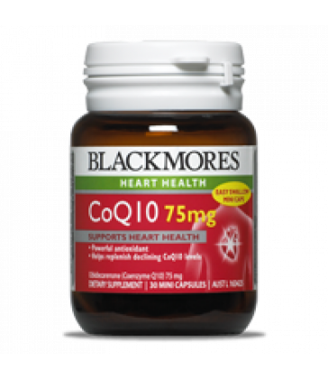 Blackmores CoQ10 75mg (90 cap)