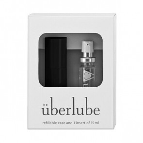 Uberlube Good To Go Traveller Set - Black