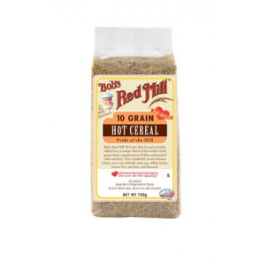 Bob's Red Mill 10 Grain Hot Cereal 708g x 4