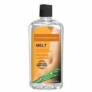 Intimate Organics- Melt Warming Lubricant 120mL
